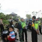 Polres Badung Telibat Operasi Patuh Agung 2019 Tindak 192 Tilang