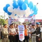 Polresta Denpasar, Memperingati Hari Lalu Lintas ke-64 tahun 2019.