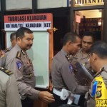 Supervisi Dit Lantas Polda Bali Kunjugan Ke Polres Badung