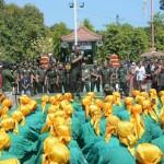 Pangdam Tutup Dikmata TNI AD Gel.I TA 2019.