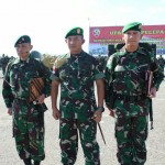 Kodam Selaku Pangkoops, Irup Pelepasan Satgas Pamtas RI – RDTL TA 2018/2019.