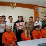 Ngurah Rai Customs Capture, Foreign Citizen, Smuggled Narcotics to Bali.