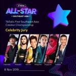 Kompetisi All-Star Tingkat Wilayah Bertujuan Menemukan dan Menginkubasi Kreator Baru di Asia Tenggara.