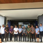 Kapolres Badung Hadiri Penerbitan Paspor Elektronik Perdana, Di Kantor Imigrasi.