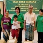 Pertemuan Gabungan Persit KCK Koorcab Rem 163, Ada Lomba Dan Juga Pembagian Sembako.
