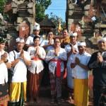 Dandim1626/Bangli Ucapkan Selamat Hari Raya Saraswati
