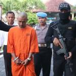 Tim Sat Resnarkoba dan Satgas CTOC Polda Bali Tangkap Tersangka Penggedar Ganja.