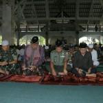 Kodam IX/Udy Gelar Doa Bersama Peringati Hari Juang TNI AD, Berharap TNI AD Semakin Maju dan Solid.