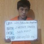 Tim Unit Reskrim Polsek Kuta Ciduk Pelaku Jambret Wisatawan Asing.
