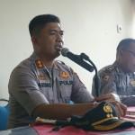 Kapolres Bangli Kunjungan Kerja Ke Polsek Bangli