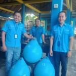 Biznet Participates In Sustainable Ocean Care Through Biznet Mooring Buoy CSR Program