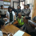 Urkes Polres Bangli Cek Kesehatan Personel Polsek Susut
