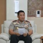 Polda Bali Dengan Anggotanya Ikuti Doa Bersama, Antisipasi Pandemic Covid-19.