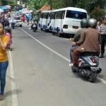 Polres Badung Siagakan Di Sejumlah Tempat Wisata