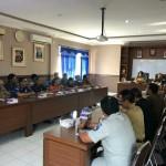 Polres Karangasem Pimpin Rapat Koordinasi Road Safety Partnership Action (RSPA)