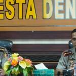 Ops Polres Badung dan Polresta Denpasar, Sambut Tim Supervisi Sislaphar Mabes Polri