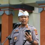 Menghentikan Pandemik Covid – 19, Kapolres Imbau Agar Masyarakat Bangli Tetap di Rumah Setelah Nyepi.