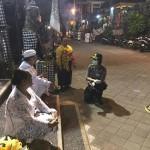 Wakapolres Badung Beri Himbauan, Tetap di Rumah Setelah Nyepi