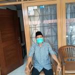 H. Yudhanto, Ketua MUI Kecamatan. Mengwi Himbau Warga Muslim Menunda Mudik Tahun Ini