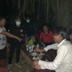 Opsnal Polres Badung Beri Himbauan, Cegah Virus Corona.