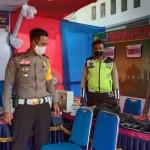 Kabag Ops Polres Badung Cek Pospam Dan Posyan Di Mengwi