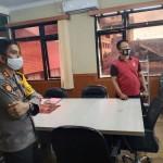 Kapolres Badung AKBP Roby Cek Ruangan Command Center Polres Badung