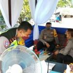 Tim Asistensi Ops Ketupat Agung 2020 Polda Bali Kunjugan ke Polres Klungkung