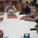 Pencegahan Covid-19, Kabag Ops Wayan Suana Anev Pelaksanaan Kegiatan Grebek Pasar.
