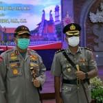 Sertijab Kapolres Klungkung Dipimpin Langsung Kapolda Bali
