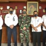 Danrem 163 Wira Satya Terima Audiensi Kepala LPP RRI Denpasar, Apresiasi Program Belajar Kelas Inspirasi RRI