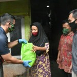 Para Perwira  TNI Lulusan Akmil Tahun 2000 Turun Lapangan Bantu Masyarakat