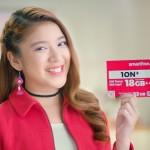 Smartfren Mengajak Kita Berinternet Anti Waswas, Bersama Tiara Idol.