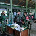 Kodim Karangasem Laksanakan Latihan Posko I, Wilayah Teritorialnya Rawan Bencana.