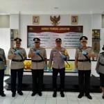 Dapat Promosi Jabatan, Wakapolres Bangli Beserta Empat Pejabat Utama, Sertijab Hari Ini.