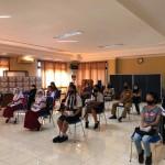 Polres Badung Intensifkan Latihan, Sambut Lomba Puisi Polda Bali.