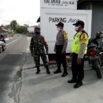 Kapolsek Kintamani Polres Bangli Terjunkan Anggota Pengamanan Di Obyek Wisata