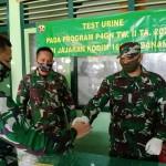 Kodim Tabanan Gelar P4GN, 58 Personel Dites Urine