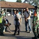 Anggota TNI-Polri dan Satgas COVID -19,  Disiplinkan Masyarakat.