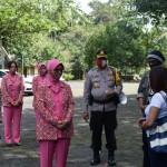 Bakti Sosial Ketua Bhayangkari Cabang Badung