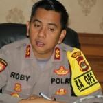 AKBP Roby Septiadi, Sampaikan Ucapan Terima Kasih Kapolda Bali.