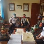 Jelang Pilkada Serentak 2020 Kapolsek Susut Silaturahmi dan Sosialisasi Adaptasi Kebiasaan Baru