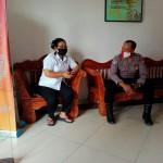 BKO Binmas Koordinasi ke Camat Petang