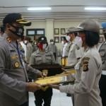 Anggota Berprestasi Dikasik Reaward Oleh Kapolres Gianyar