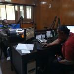 Satlantas Polres Badung Siaran di Radio,  Operasi Patuh Lempuyang 2020.