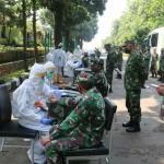 Sebanyak 126 Pasien Lagi Di Secapa TNI AD Dinyatakan Negatif