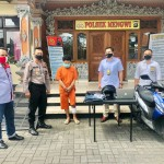 Polisi Door Residivis Sudah 4 Kali Bolak Balik Masuk Penjara.
