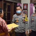 Kapolres Badung Kunjungi Keluarga Duka Iptu Wayan Konci (alm)
