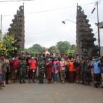 Desa Bayung Gede Wakili Kodim Bangli Lomba Desa Produktif Bebas Covid