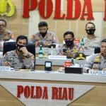 Kabaharkam Polri Bandingkan Luas Wilayah Riau dengan Vietnam