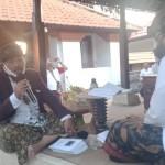 Commemorating the 114th year of Puputan Badung at Puri Gerenceng Pemecutan Denpasar.
